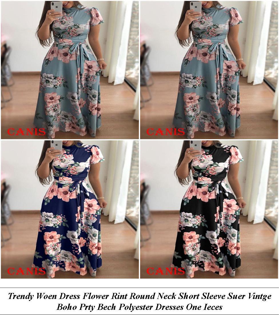 Semi Formal Dresses For Women - Trainers Sale Uk - Floral Dress - Cheap Clothes Online Shop