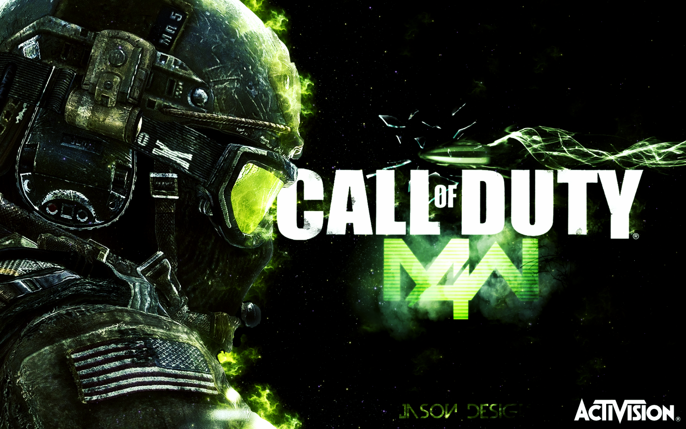 Mw3 3d Wallpapers Gamepc Wallpapers Hq