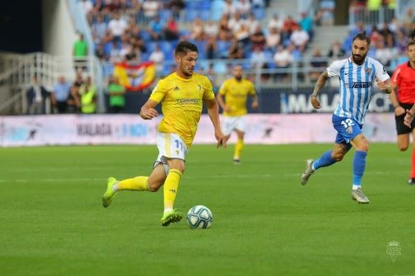 Oficial: Cádiz, rescinde contrato Caye Quintana