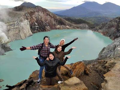 Surabaya Bromo Ijen tour package 3 days 2 nights