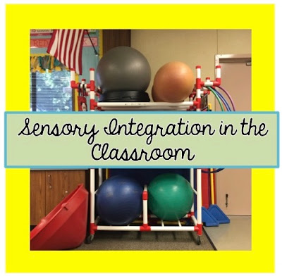 Sensory Integration in the Special Education Classroom