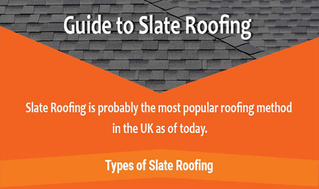 Comprehensive Guide to Slate Roofing #infographic