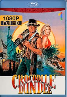 Cocodrilo Dundee[1986] [1080p BRrip] [Latino- Ingles] [GoogleDrive] LaChapelHD