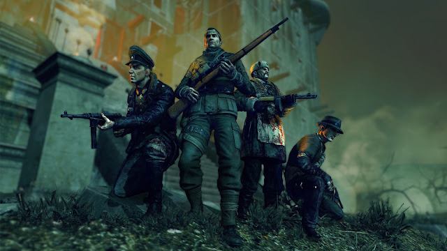 Sniper Elite Nazi Zombie Army 2 For Free