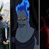 """O rumor da vez aponta Tom Hiddleston ou Benedict Cumberbatch como Hades em """"Hércules"""""""