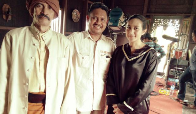 Lokasi Syuting Film Pangeran Antasari Jadikan Pesona Alam Kiram Semakin Mempesona