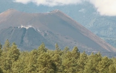 Volcano Paricutin (image from SECTUR Michoacan)