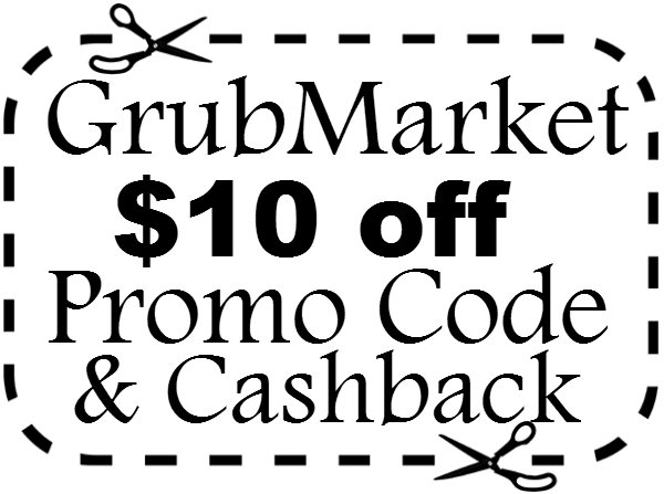 GrubMarkets $10 off Promo Codes, Coupons, Discounts & Cashback