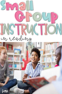 guided reading first grade, small group instruction first grade, readers workshop first grade
