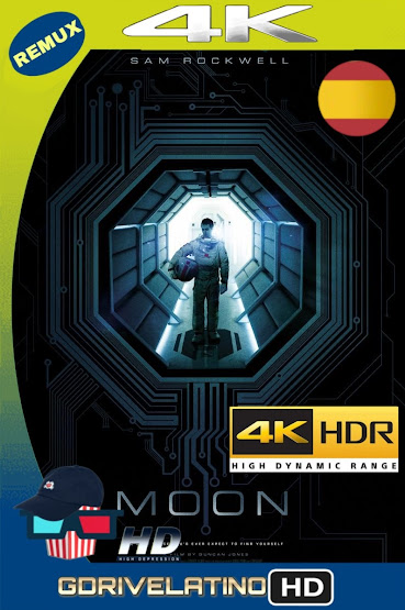 En La Luna (2009) BDRemux 4K HDR Castellano-Ingles MKV