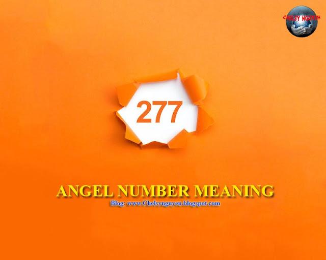 Number 277 Angel   Ý nghĩa số 277 là gì?