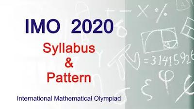 Math Olympiad Syllabus