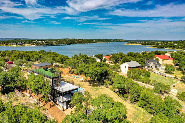 Lago Vista 3 Bedroom Shipping Container Home, Texas 11