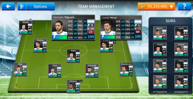 Download Dream League Soccer Mod Apk