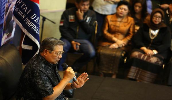 Bah! Sudutkan Presiden Jokowi, SBY Tak Punya Alasan Kuat