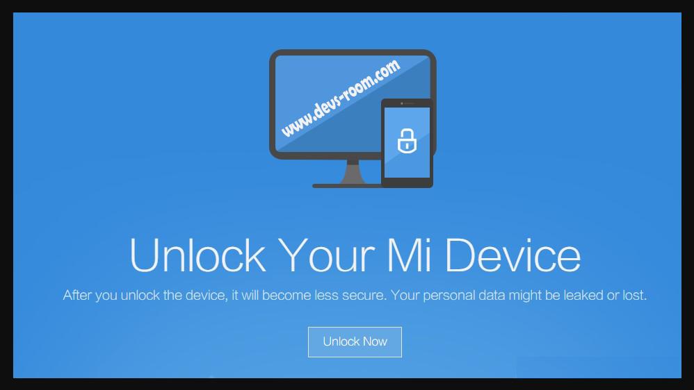 Unlock Bootloader Semua Tipe Xiaomi