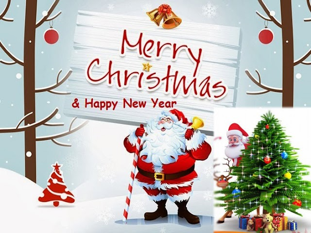Merry Christmas Images 2019- Time to Share Your Best Christmas Wishes