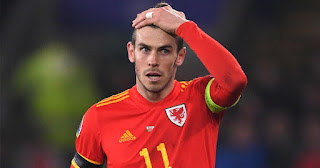 Real Madrid star Bale had a disappointing return to Wales in UEFA Nations League clash; subbed at half-time