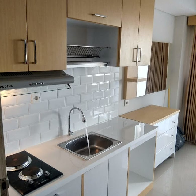 Jasa Kitchenset Surabaya 2019