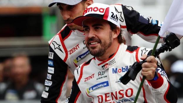 Alonso Siap Kembali ke Lintasan Balapan Musim Depan