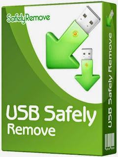 USB Safely Remove - A handy USB device manager that ensure your USB flash drive can be securely removed from the computer.