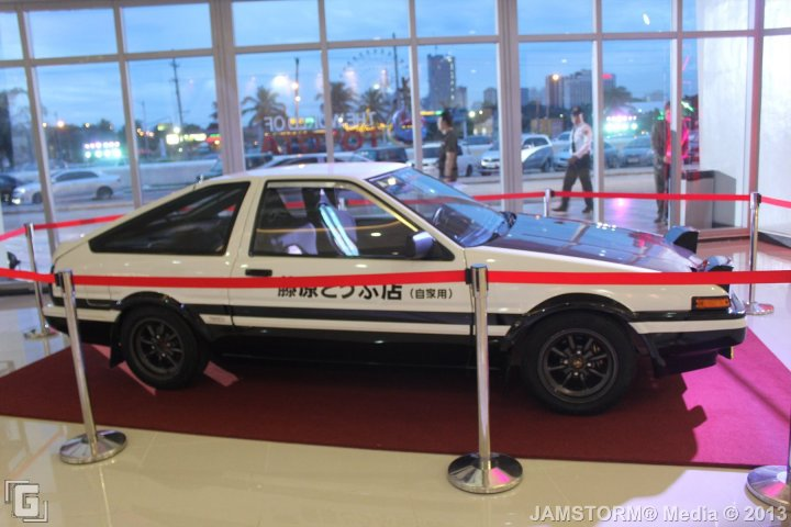 The Sprinter Trueno Was Exclusive To Toyota An Dealerships Called Vista Word Is Spanish For Thunder Which Makes Car Even