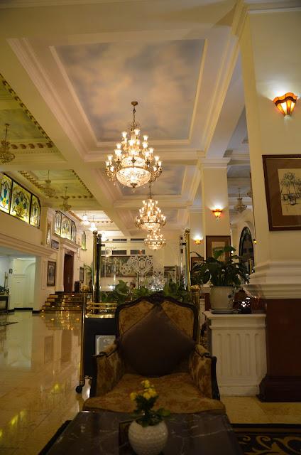 호텔 마제스틱 사이공 로비