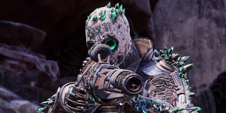 Outriders Armor Mods for Technomancer