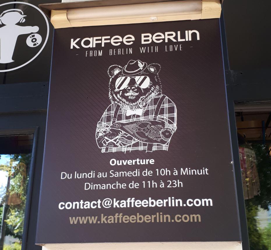 Kaffee Berlin Lyon 6