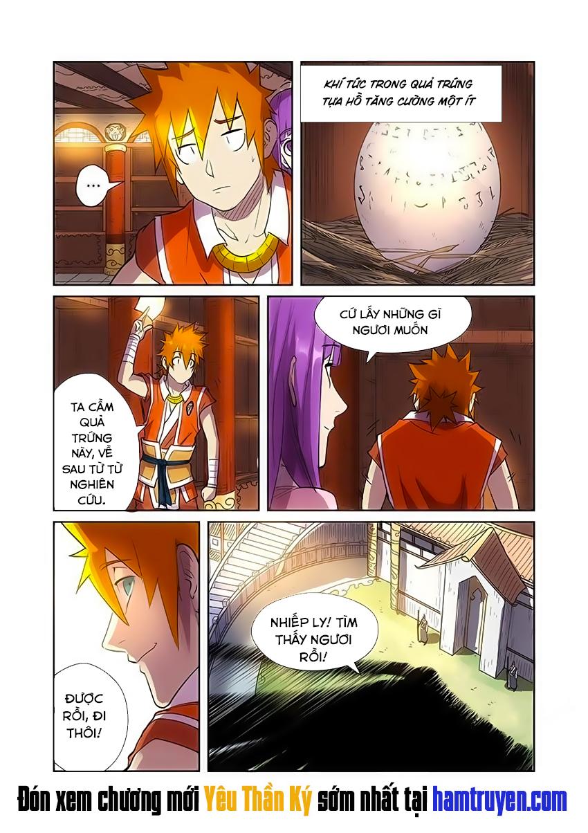 Yêu Thần Ký chap 193 - Trang 18