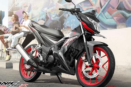 Daftar Oli Yang Cocok Untuk Motor Honda Sonic 150 R