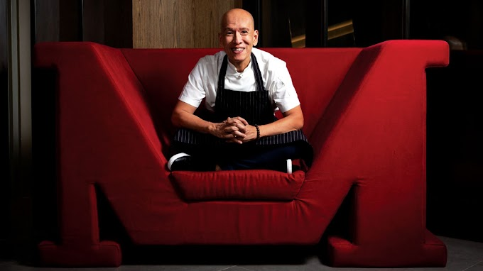 Bacolod Boy Tom Bascon is the Best Chef of 2020 by Philippine Tatler