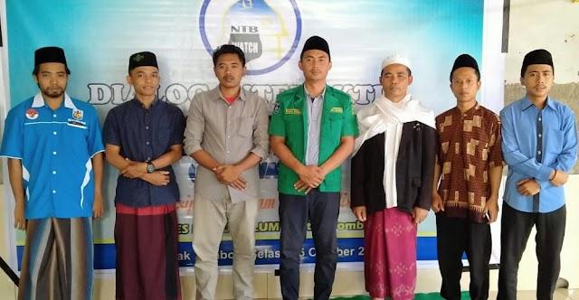 Antisipasi Gerakan Faham Radikalisme, NTB Watch bekerja sama dengan YPPNU Nurul Ulum Mertak Tombok adakan Dialog Interaktif bersama Pelajar.