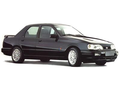 Второе поколение Ford Sierra RS Cosworth