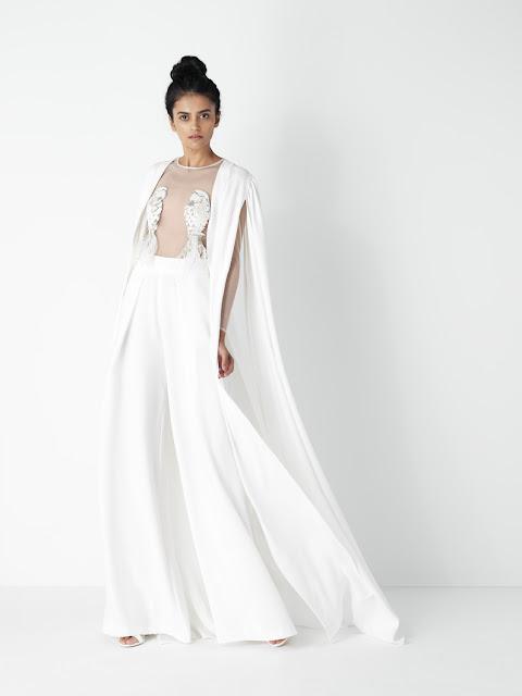 Primera colección de vestidos de novia de Mónica Cordera