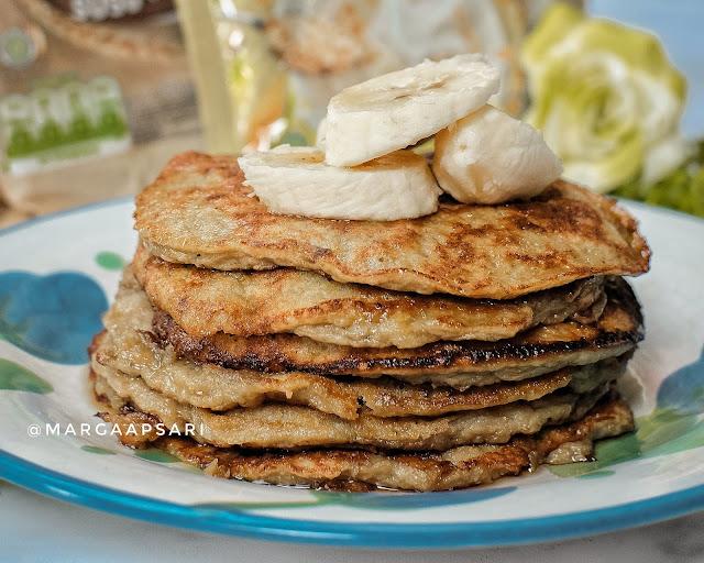 Menu Sahur Sehat - Pancake Pisang
