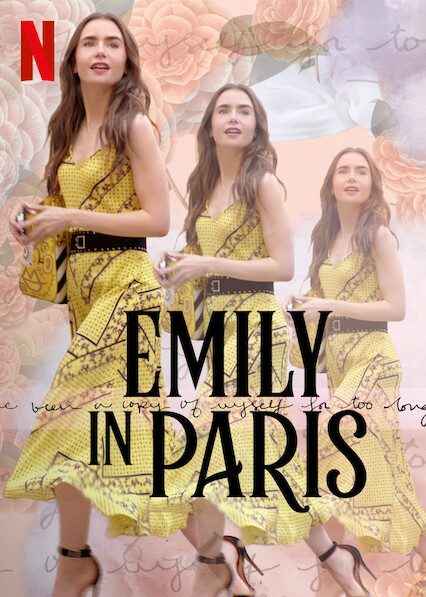 Emily in Paris (2020) [Season 1] 720p | 480p WEB-HDRip x264 Esubs [Dual Audio] [Hindi ORG – English] [EP 1 TO 10 ADDED]