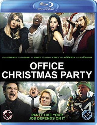 Office Christmas Party 2016 English Bluray Movie Download