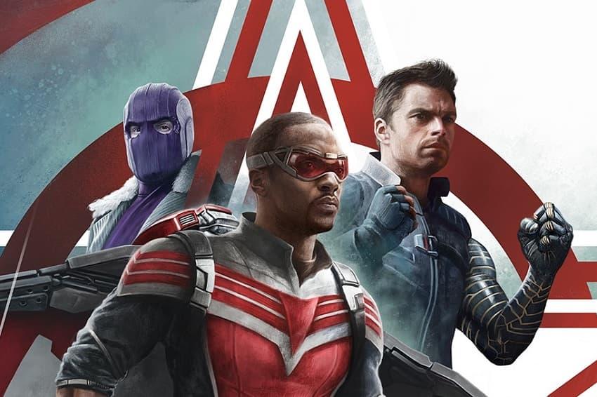 «Сокол и Зимний Солдат» (2021) - все отсылки и пасхалки в сериале Marvel. Спойлеры!