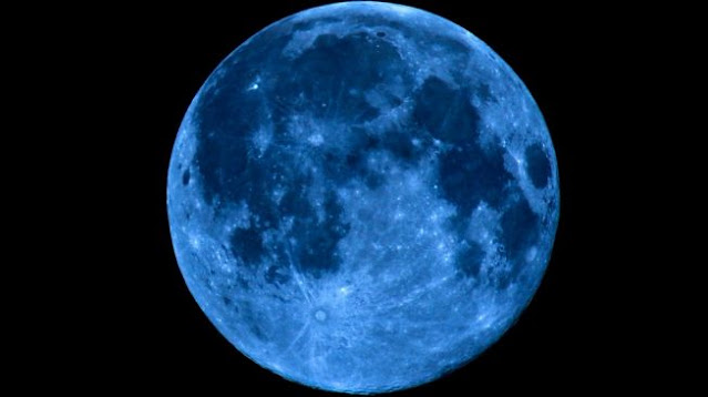 Siap-siap! Blue Moon Bisa Disaksikan Malam Ini, Purnama Kedua dalam Sebulan