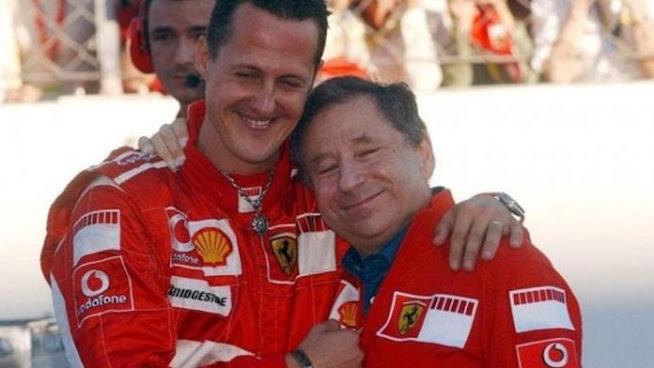 Michael Schumacher: l'ntervista di  Jean Todt