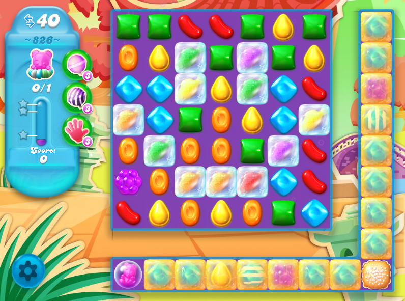 Candy Crush Soda Saga 826