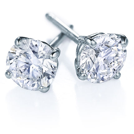 Mens diamond earrings |Jewellery Images