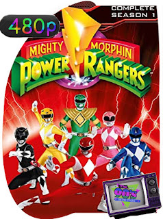 Power Rangers Mighty Morphin (1993) [480p] Latino [GoogleDrive] SilvestreHD