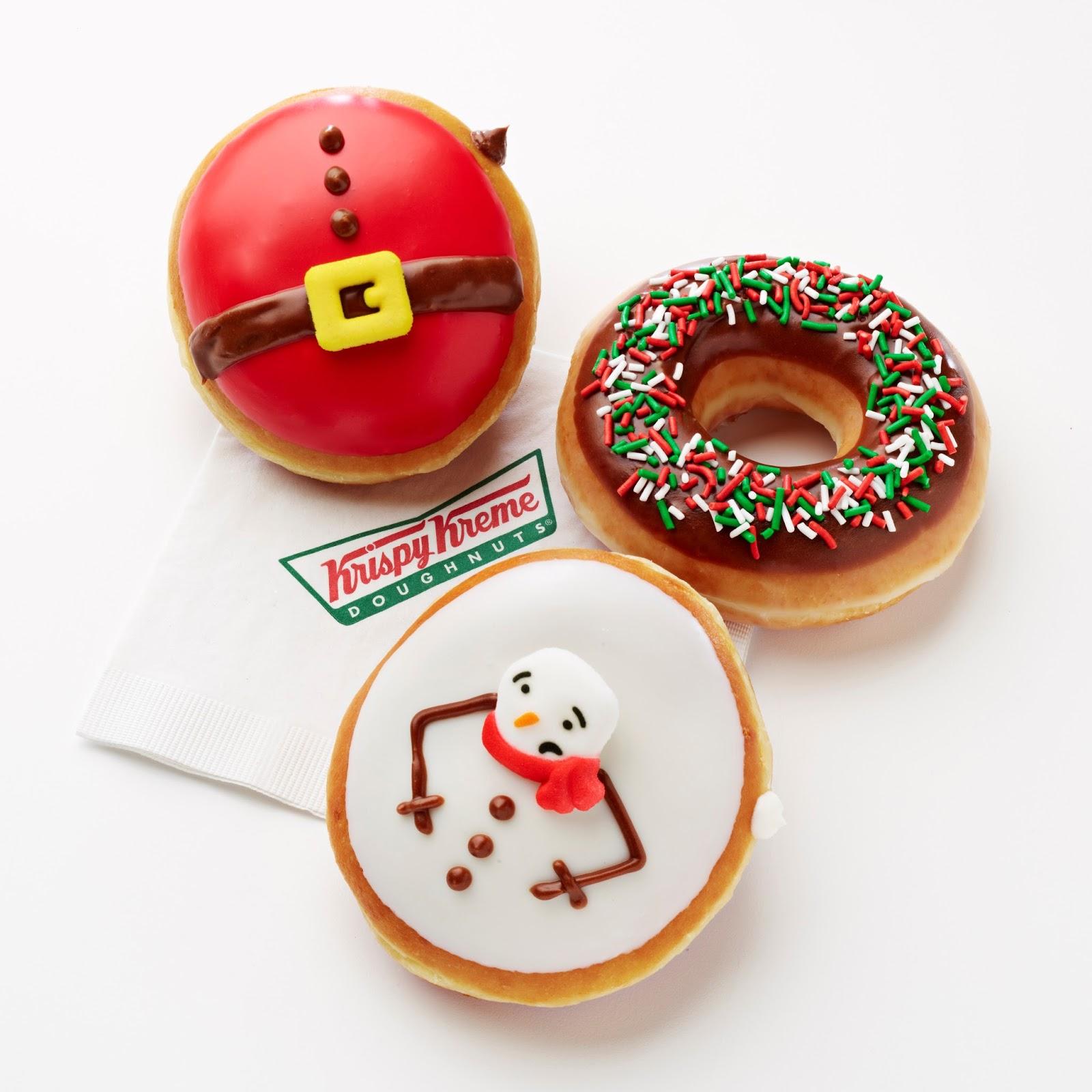 krispy kreme christmas donuts - Krispy Kreme Christmas Hours