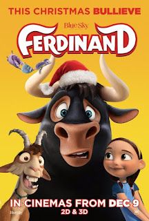 Ferdinand (2017) Dual Audio Hindi BluRay 160Mb hevc