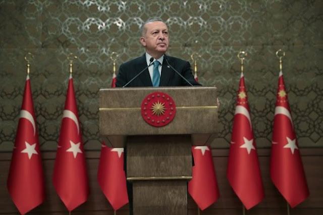 Ο Ερντογάν απειλεί την Ελλάδα, όχι την Ευρώπη