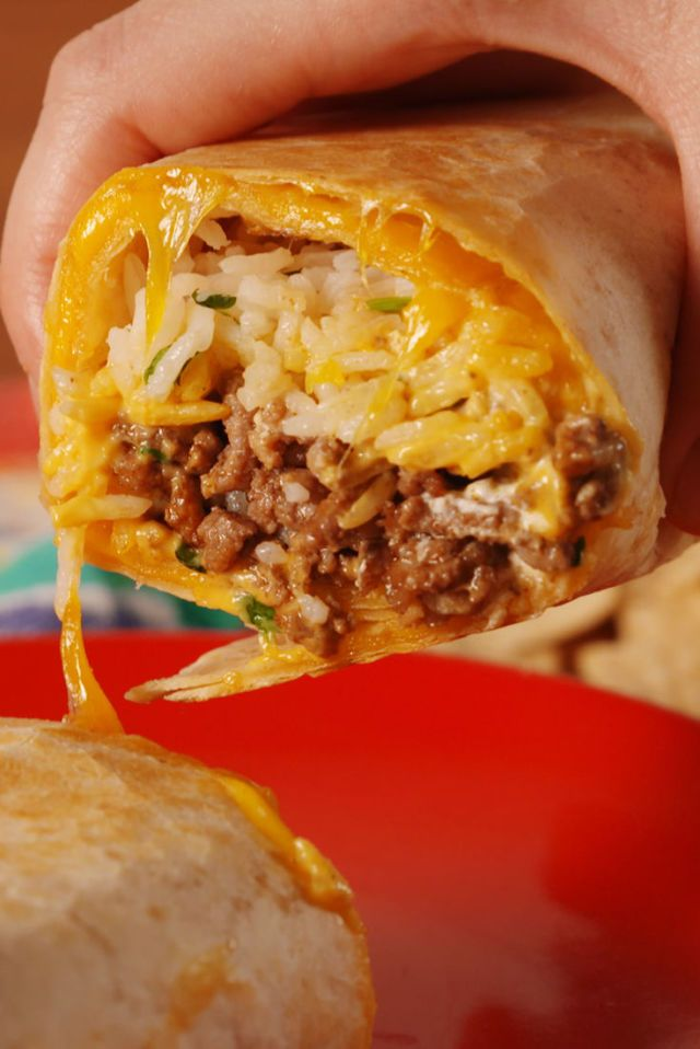 The Best Taco Bell Quesarito