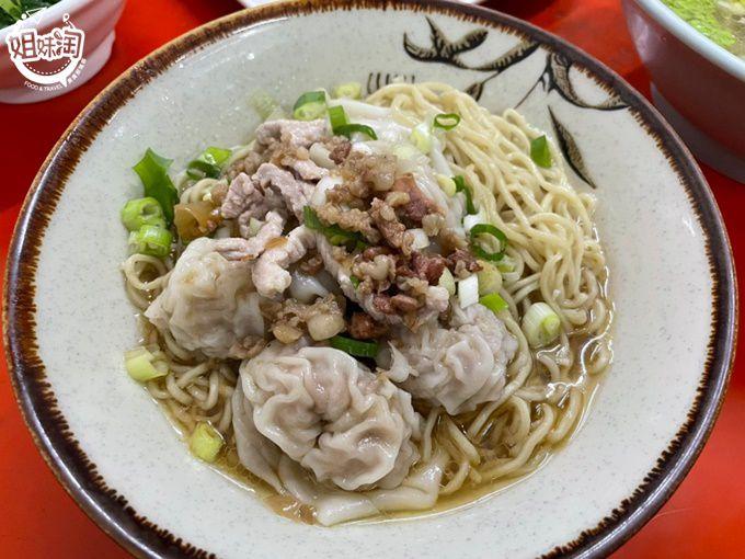 潮州手工麵-三民區小吃推薦