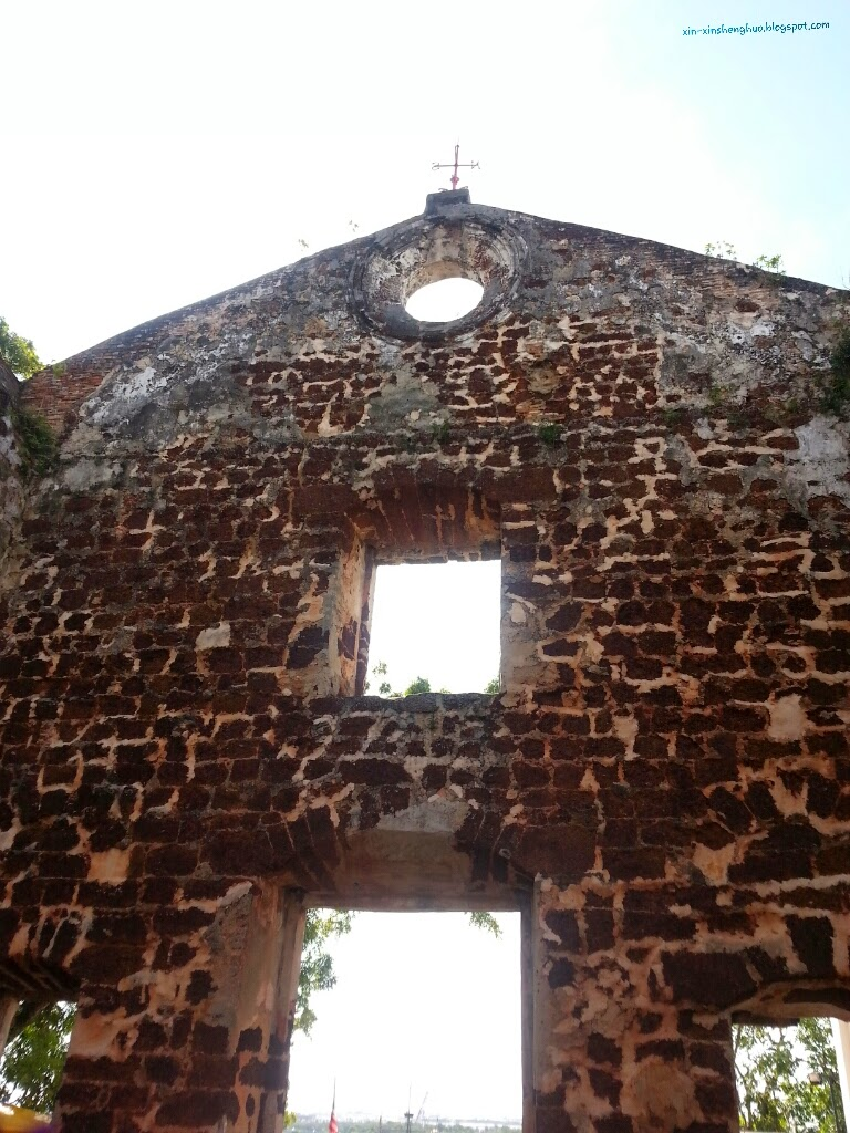 A'Famosa 古城门